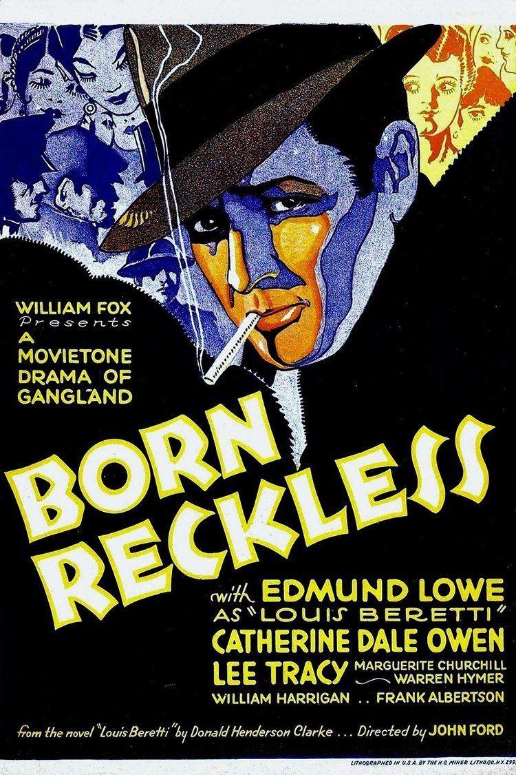 Born Reckless (1930 film) wwwgstaticcomtvthumbmovieposters11666141p11