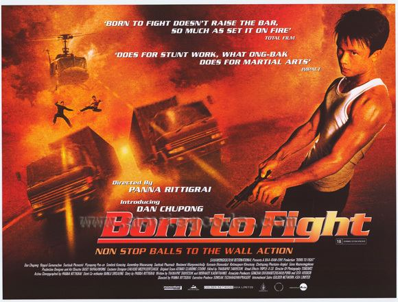 Born to Fight (2004 film) Born to Fight Movie Posters From Movie Poster Shop