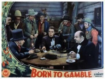 Born to Gamble movie poster