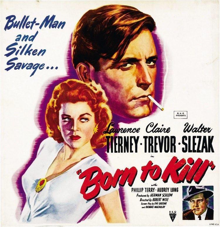 Born to Kill (1947 film) Born to Kill 1947 Film Noir of the Week