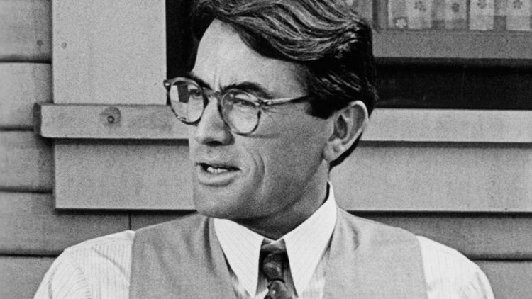 Born to Peck movie scenes Gregory Peck 50th Anniversary of To Kill a Mockingbird TV 14 03 06 Gregory Peck starred as Atticus Finch in the film adaptation of Harper Lee s To
