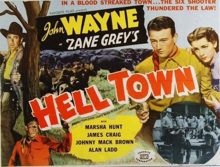 Born to the West Hell Town Born to the West 1937 YouTube