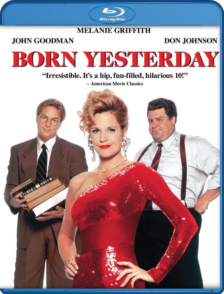 Born Yesterday Born Yesterday Bluray
