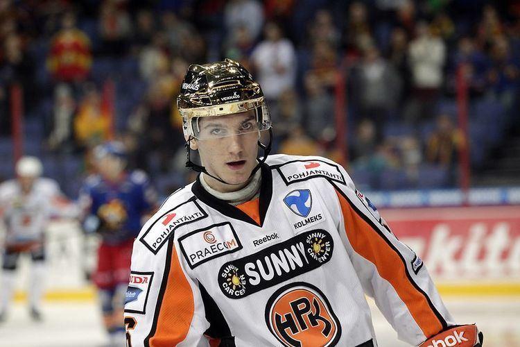 Borna Rendulić Borna Rendulic becomes first Croatian player signed in the NHL