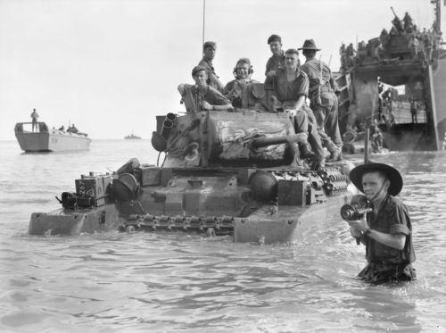 Borneo campaign (1945) Borneo Campaign 1945 Mat McLachlan Battlefield Tours