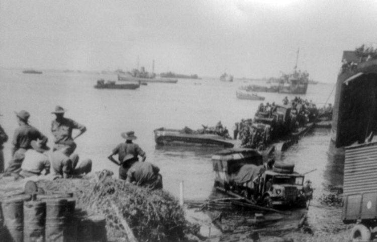 Borneo campaign (1945) Borneo Flexi Day Tours Mat McLachlan Battlefield Tours