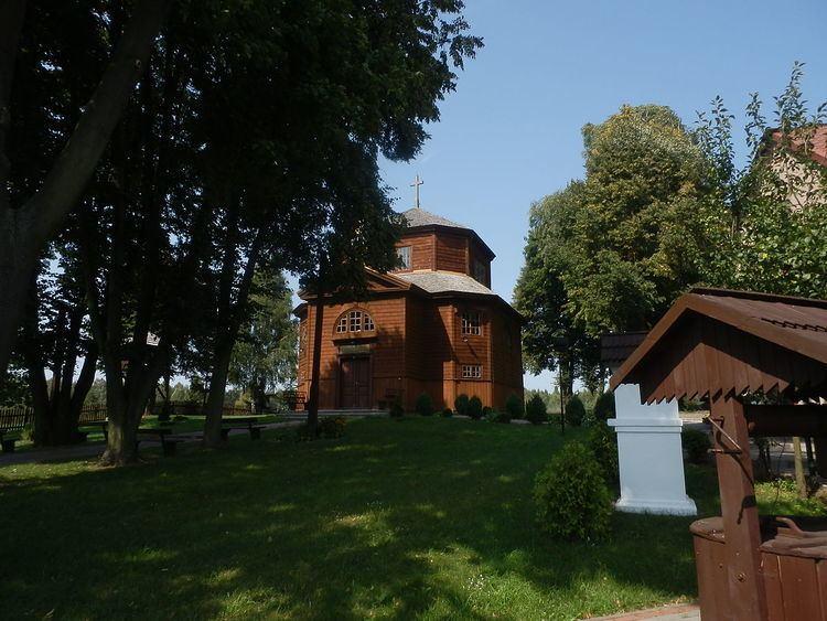 Borowica, Lublin Voivodeship