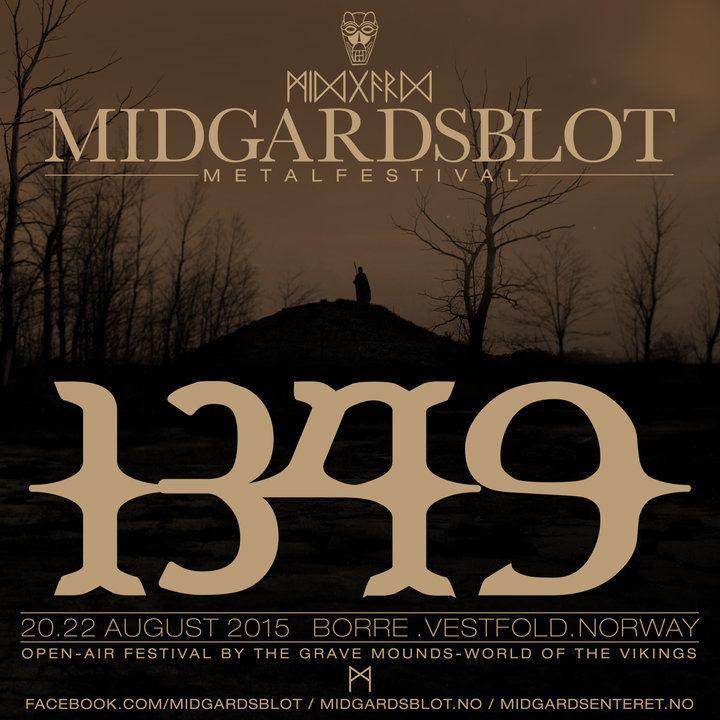 Borre, Norway 1349 Borre Concert Tickets 1349 Midgard historiske senter