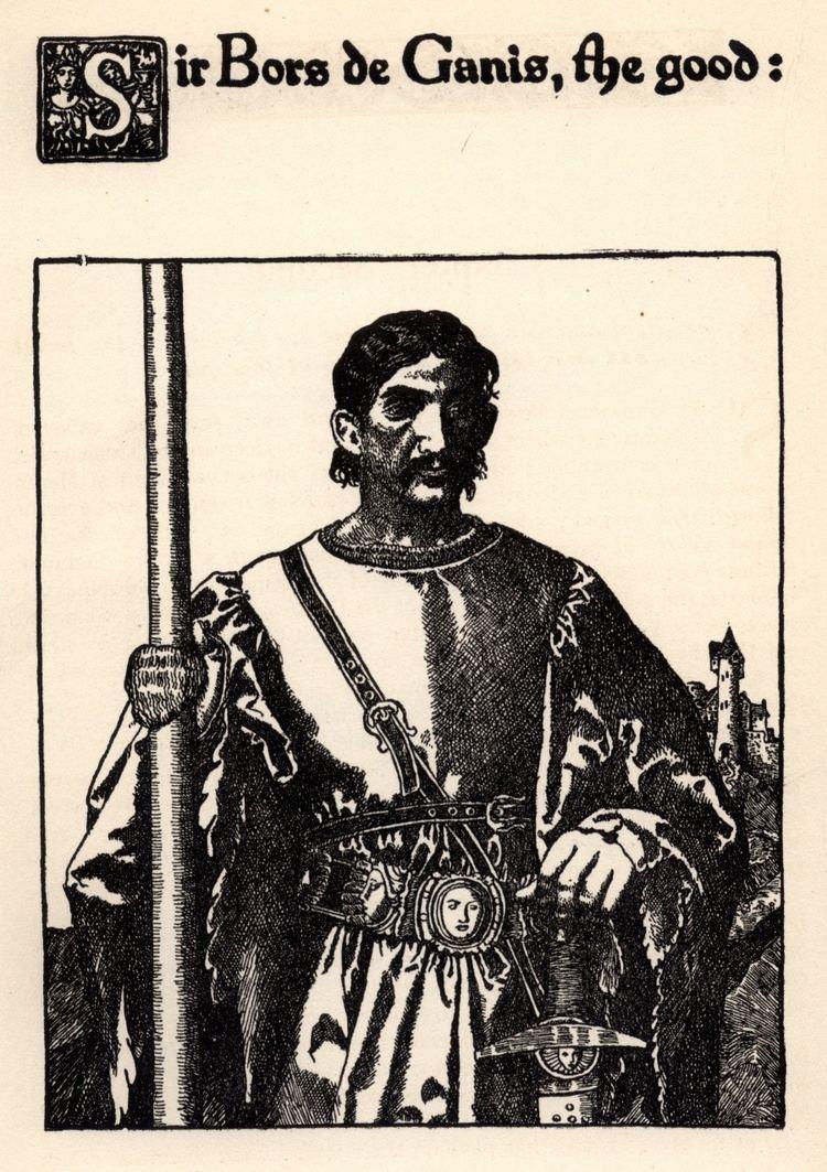 Bors Sir Bors de Ganis