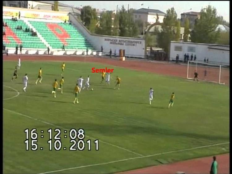 Borut Semler Borut Semler moves and goals Kazakhstan 2011 YouTube