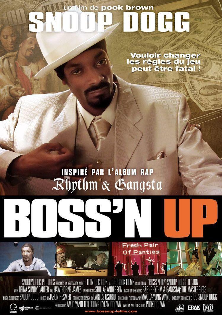 Boss'n Up Bossn Up Movie Poster IMP Awards