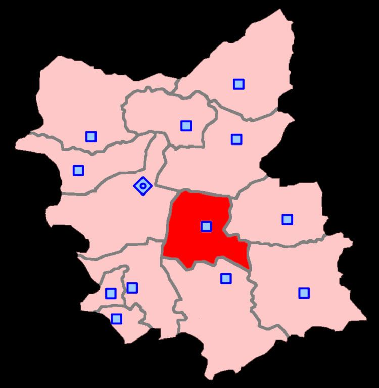 Bostanabad (electoral district)