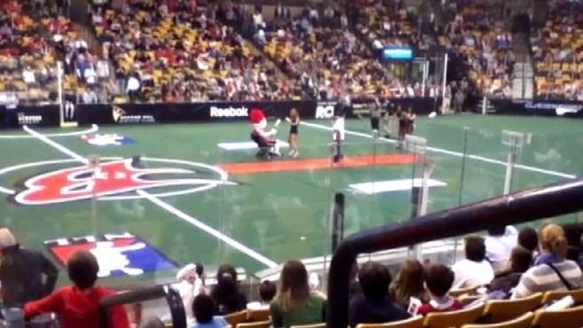 Boston Blazers Boston Blazers Fans Stunned By Lacrosse Game Lap Dances Video ABC News