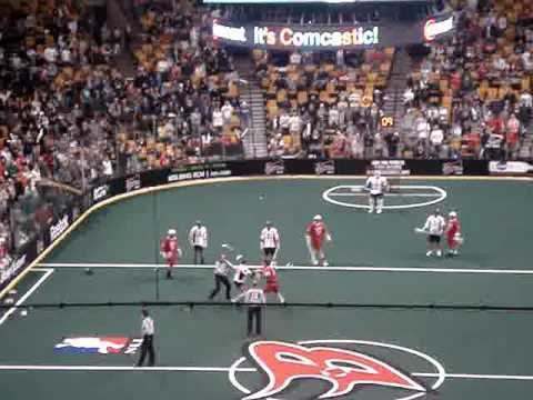 Boston Blazers boston blazers lacrosse fight YouTube