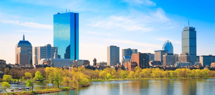 Boston Beautiful Landscapes of Boston