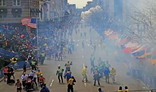 Boston Marathon bombing Boston Marathon bombing of 2013 United States history