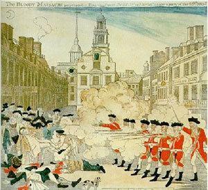 Boston Massacre Boston Massacre