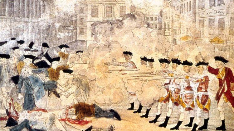 Boston Massacre Boston Massacre American Revolution HISTORYcom