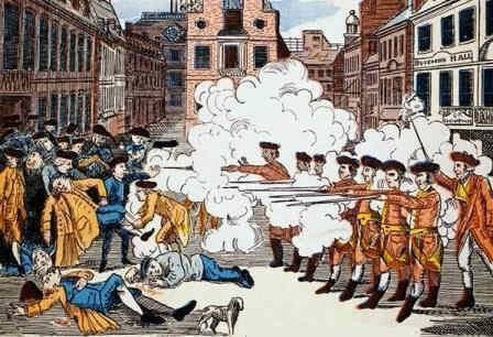 Boston Massacre Boston Massacre of 1770