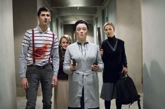 Botched (film) Movie Review of Botched Critics Den