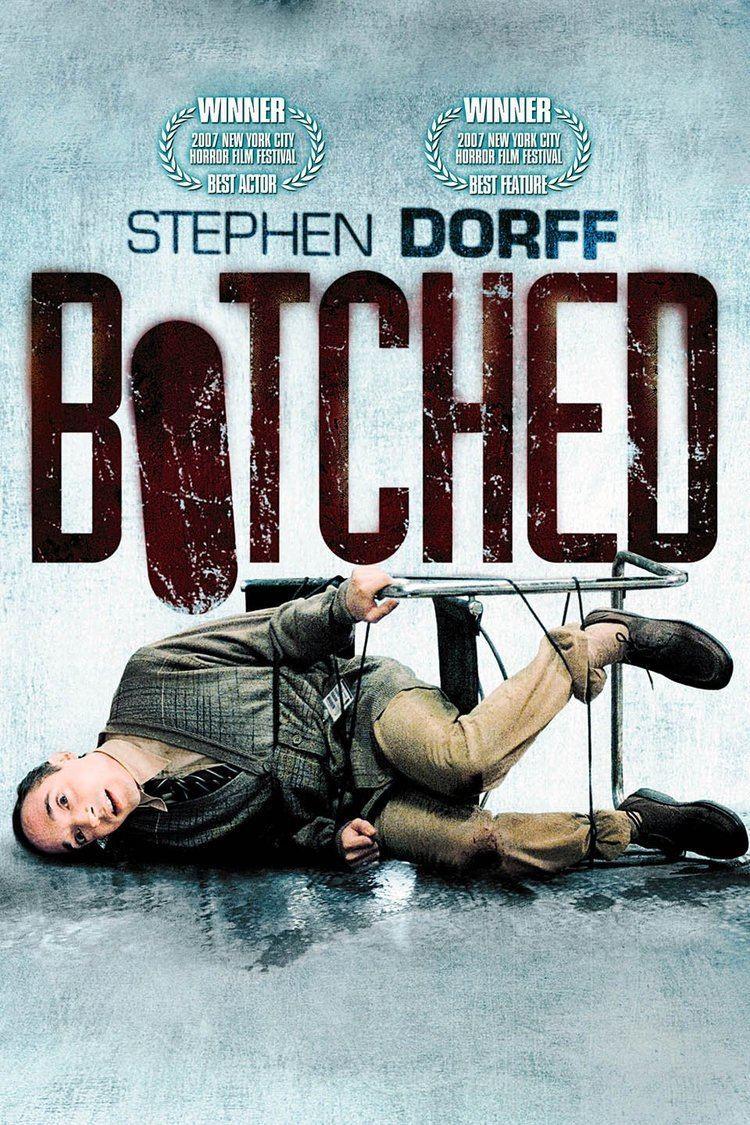 Botched (film) wwwgstaticcomtvthumbmovieposters173437p1734