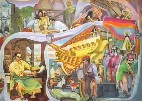 Botong Francisco Go Philippines The Works of Carlos V Francisco