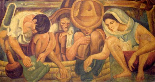 Botong Francisco Artist Carlos Botong Francisco