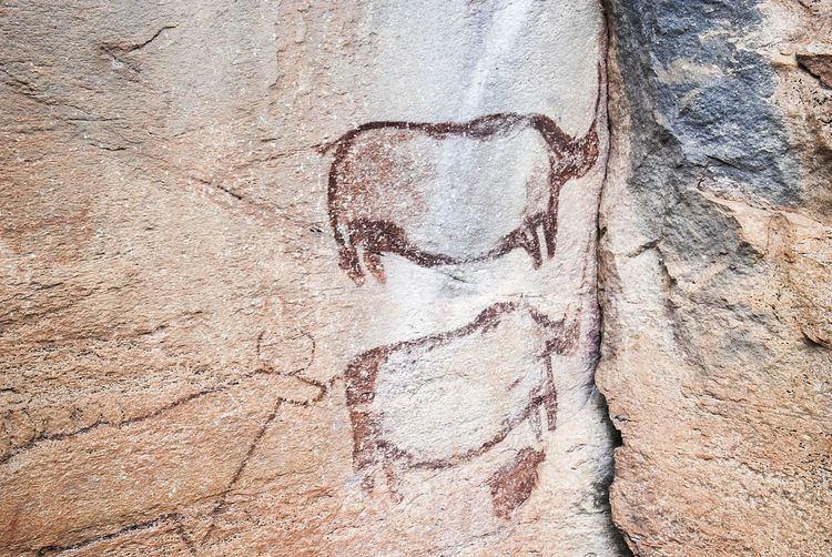 Botswana art