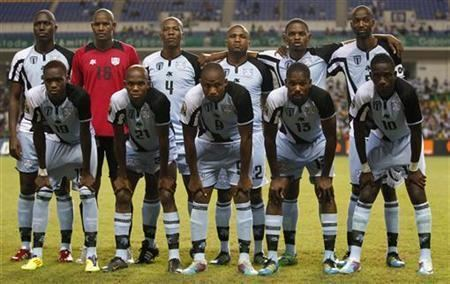 Botswana national football team Weeks after Cup Botswana now cannot field a team Reuters