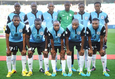 Botswana national football team Daily News Tshosane No leg to Stand on