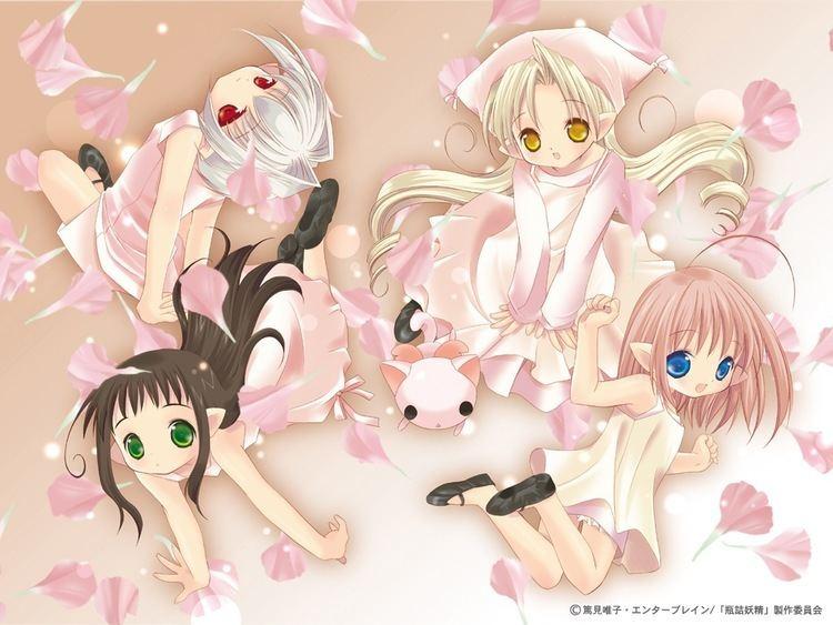Bottle Fairy Bottle Fairy Zerochan Anime Image Board