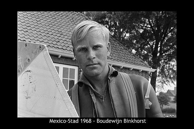 Boudewijn Binkhorst Boudewijn Binkhorst 1968