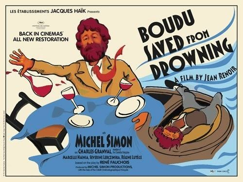 Boudu Saved from Drowning Boudu Saved from Drowning 1932 Classic Film