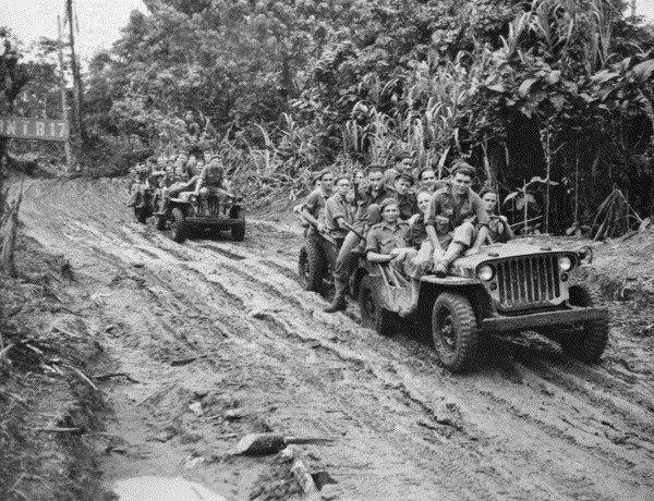Bougainville Campaign Bougainville Campaign 1944 Mat McLachlan Battlefield Tours