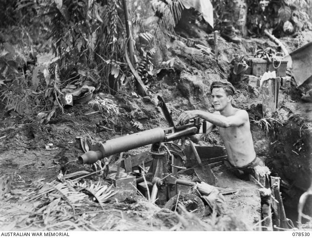 Bougainville Campaign Bougainville39s Hard Slog Australian War Memorial