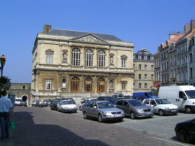 Boulogne sur Mer in the past, History of Boulogne sur Mer