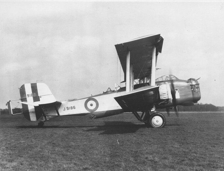 Boulton & Paul Overstrand The last Biplane bomber of the RAF the Boulton Paul Overstrand