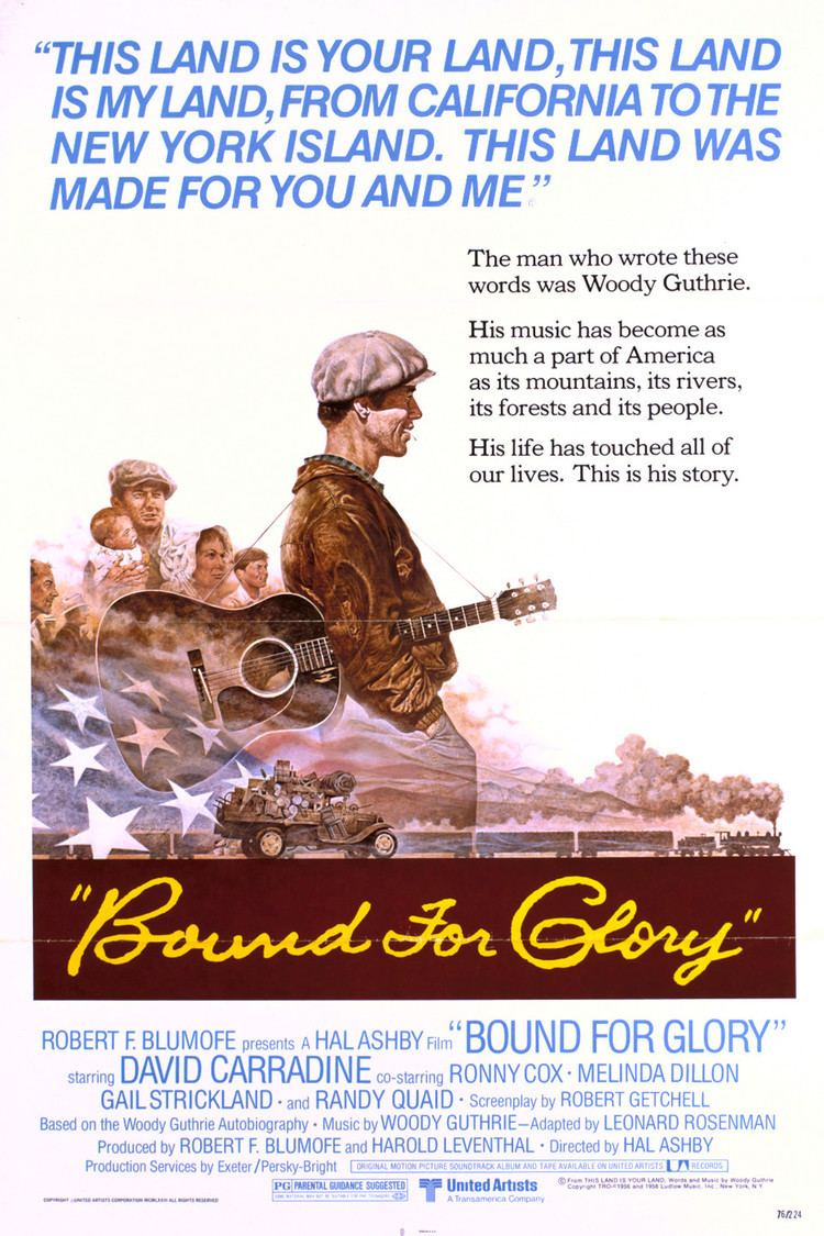 Bound for Glory (film) wwwgstaticcomtvthumbmovieposters2807p2807p