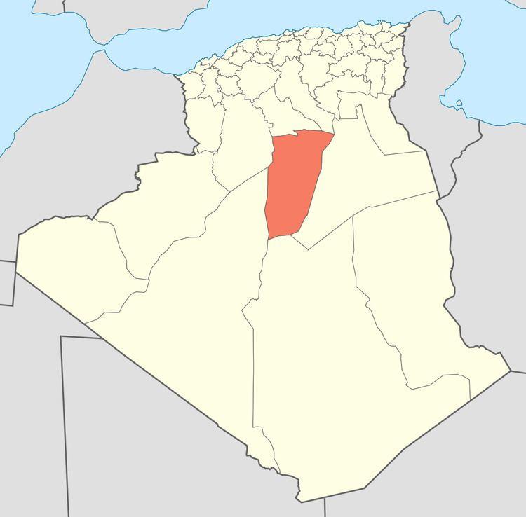 Bounoura District