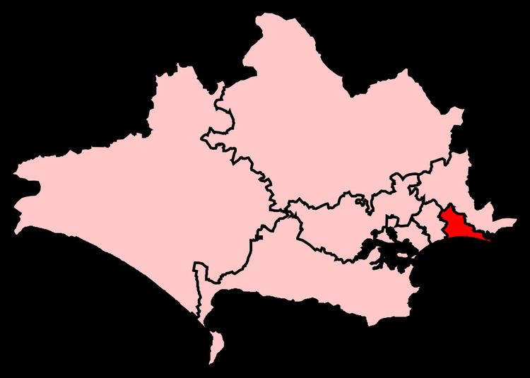 Bournemouth East (UK Parliament constituency)
