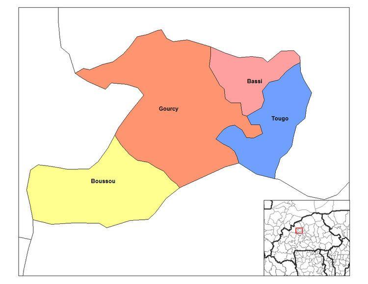 Boussou Department