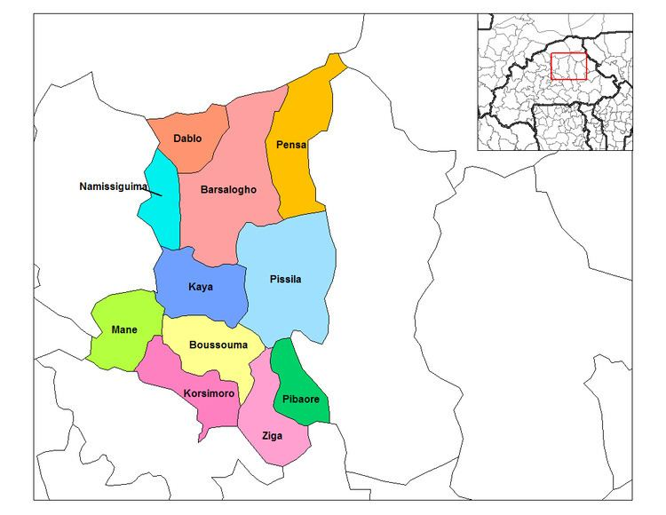 Boussouma Department, Sanmatenga