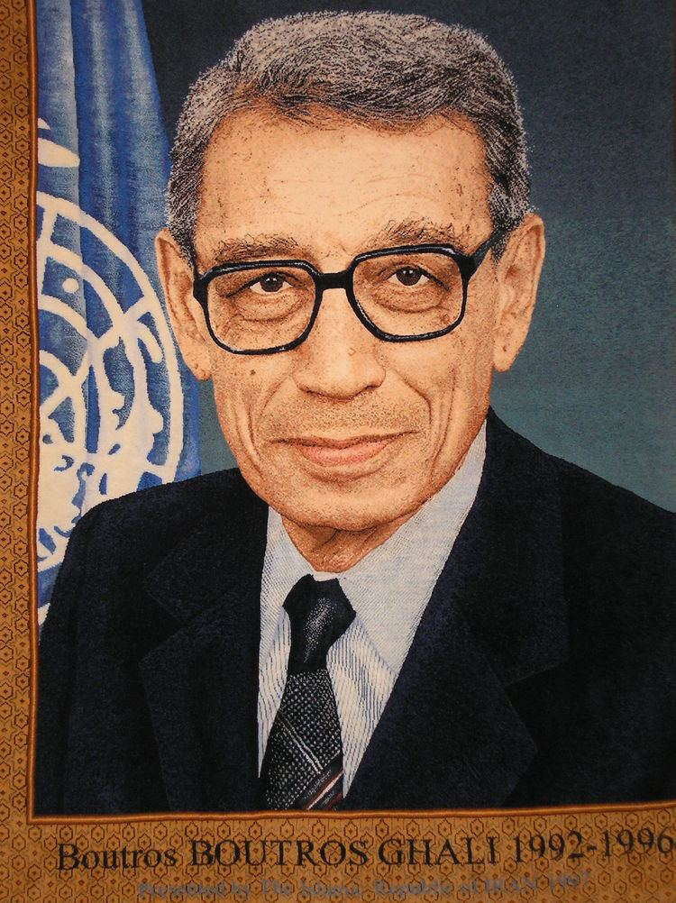 Boutros Boutros-Ghali Supreme three lovable quotes by boutros boutrosghali
