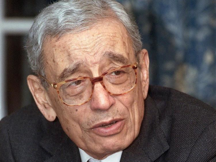 Boutros Boutros-Ghali Former Egyptian UN Secretary General Boutros Boutros Ghali Dies at