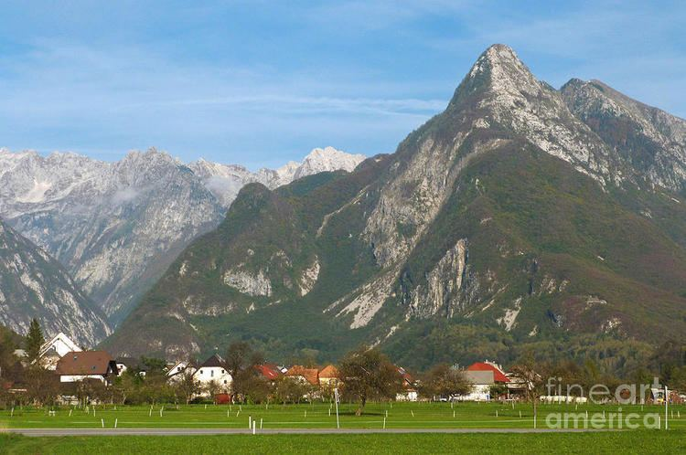 Bovec Beautiful Landscapes of Bovec
