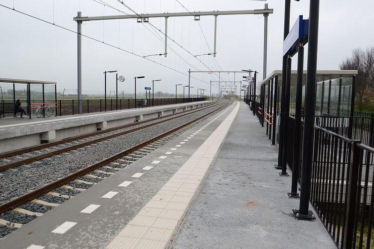 Boven Hardinxveld railway station