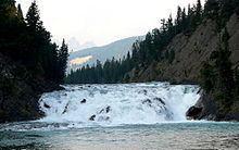 Bow Falls httpsuploadwikimediaorgwikipediacommonsthu