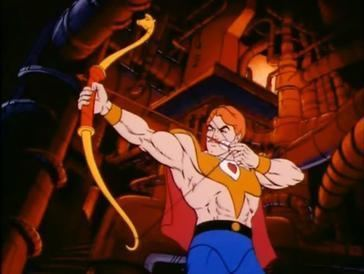 Bow (Masters of the Universe) Bow Masters of the Universe Wikipedia