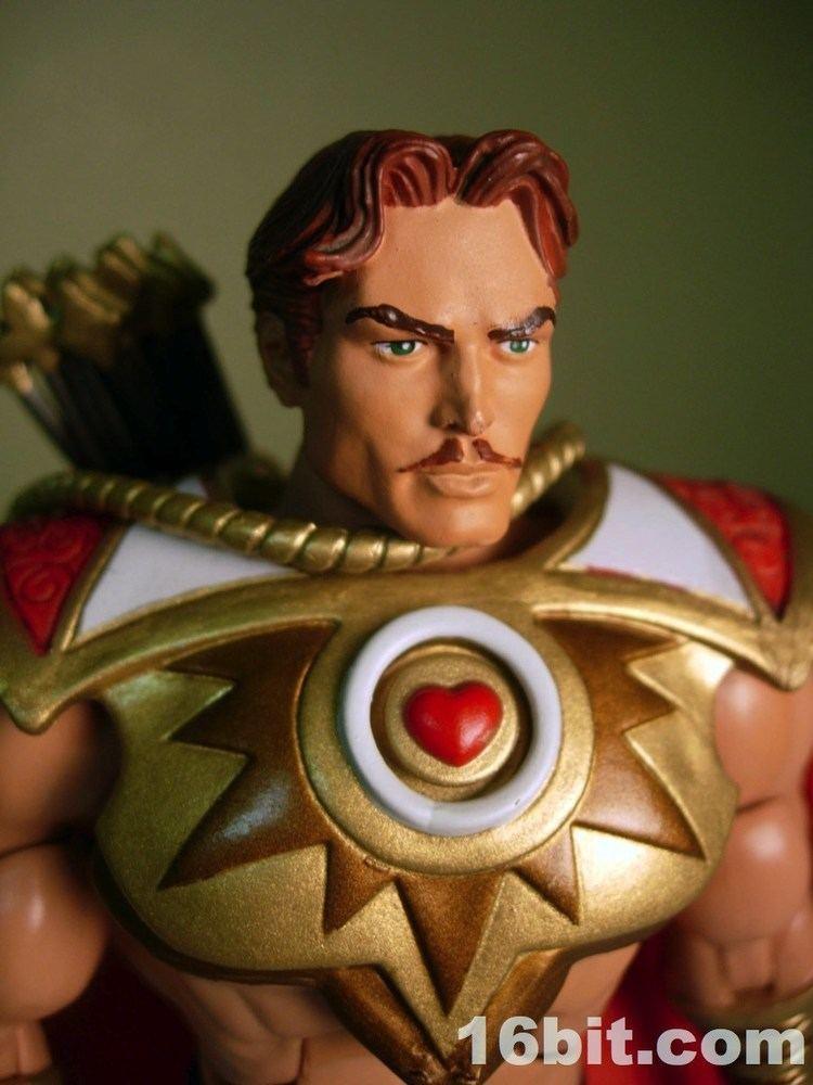 Bow (Masters of the Universe) 16bitcom Figure of the Day Review Mattel Masters of the Universe