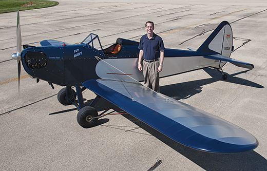 Bowers Fly Baby KITPLANES The Independent Voice for Homebuilt Aviation Classic